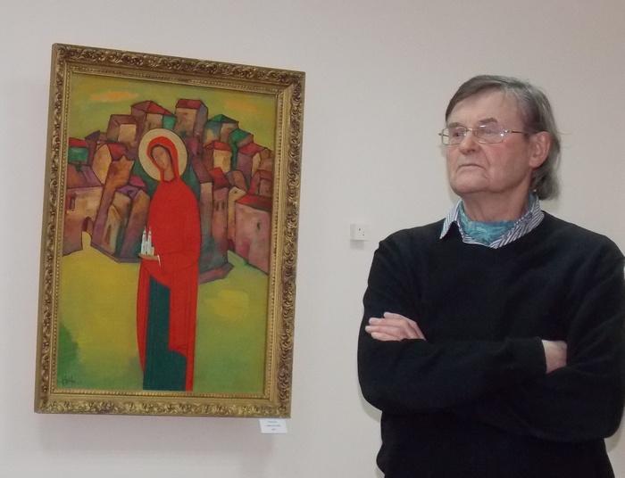 Вольнов, Витебск, искусство, живопись, Корженевский
