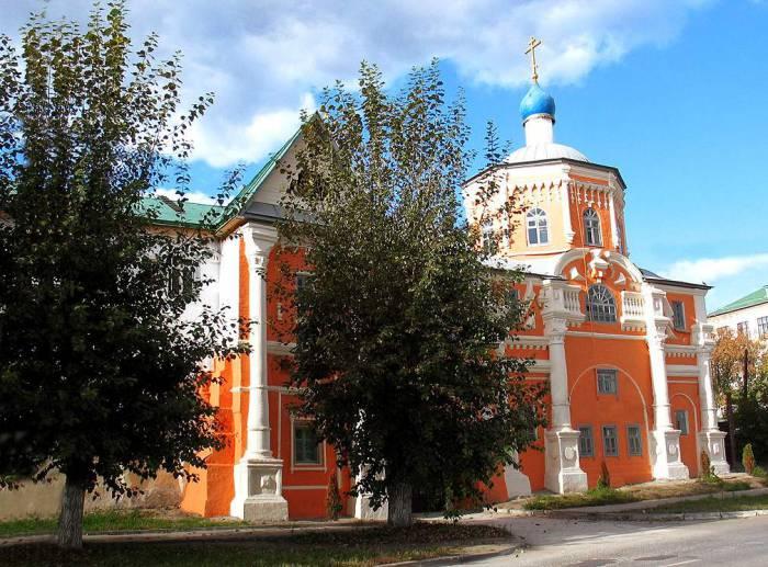 Кизический Введенский мужской монастырь в Казани. Фото komanda.ru