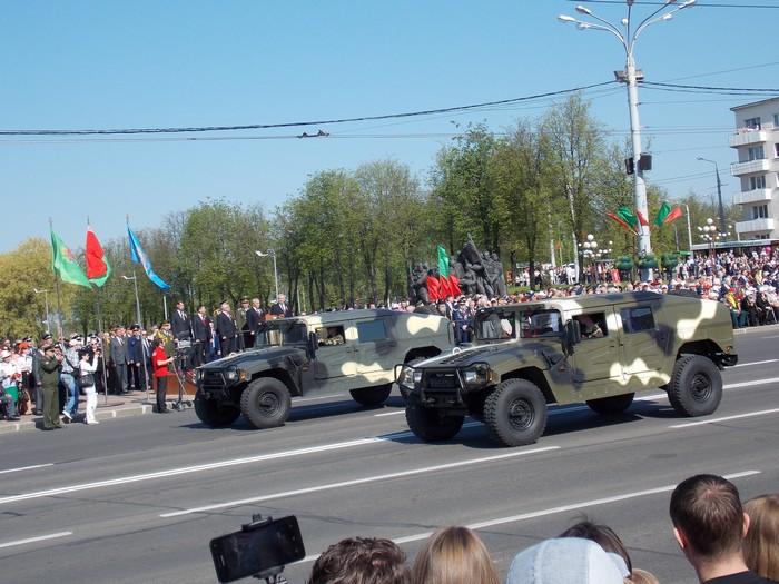 парад, победа, память, Витебск, Корженевский