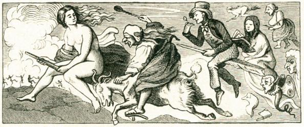 шабаш, ведьмы, магия, Белтайн, Корженевский