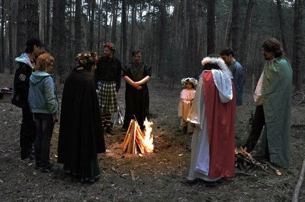 Белтайн, магия, Корженевский