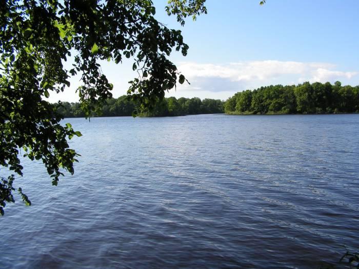 Зароновское озеро. Фото evitebsk.com