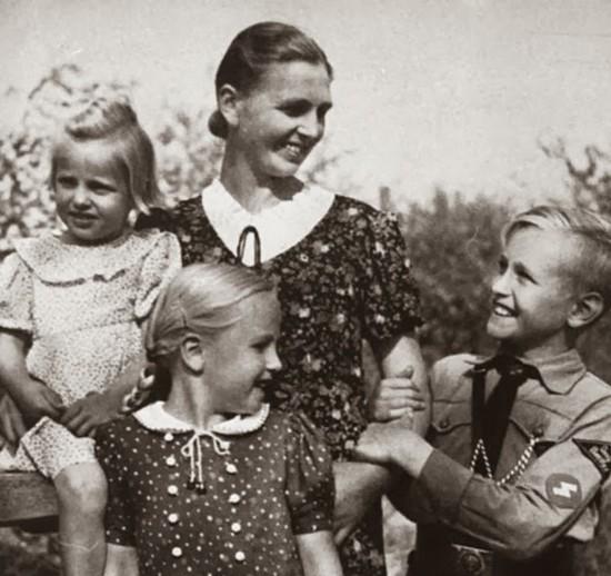 нацизм, Германия, Корженевский