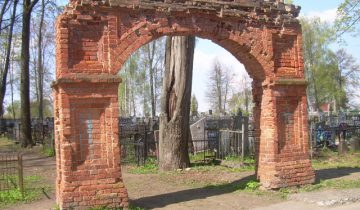 старо-семеновское кладбище, витебск, уход за могилами