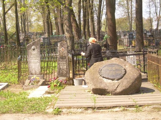 старо-семеновское кладбище, уход за могилами