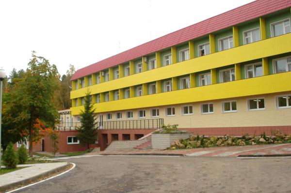 санаторий железняки, витебская область