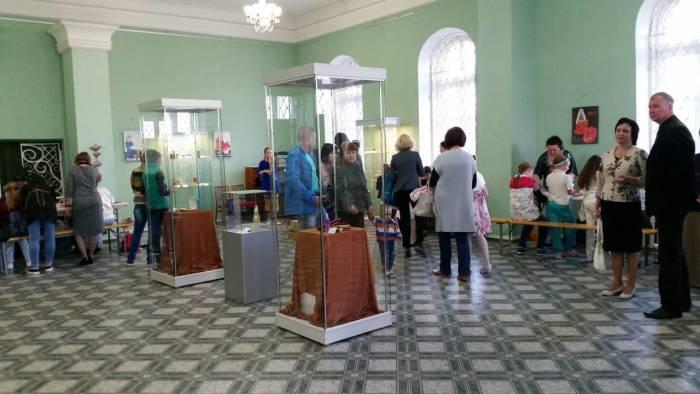 Самый ароматный зал музея. Фото: Аля Покровская
