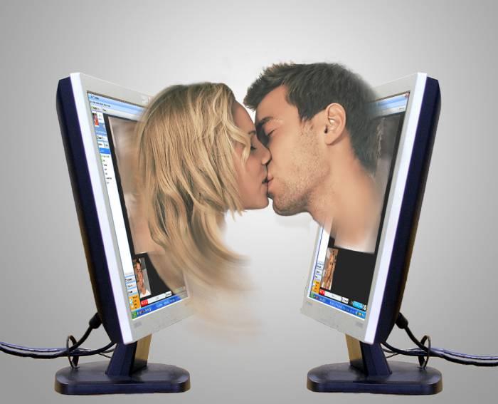 Технология общения при виртуальном сексе