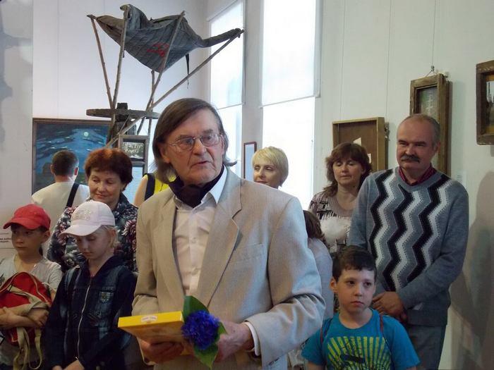 Вольнов, Витебск, инсталляция