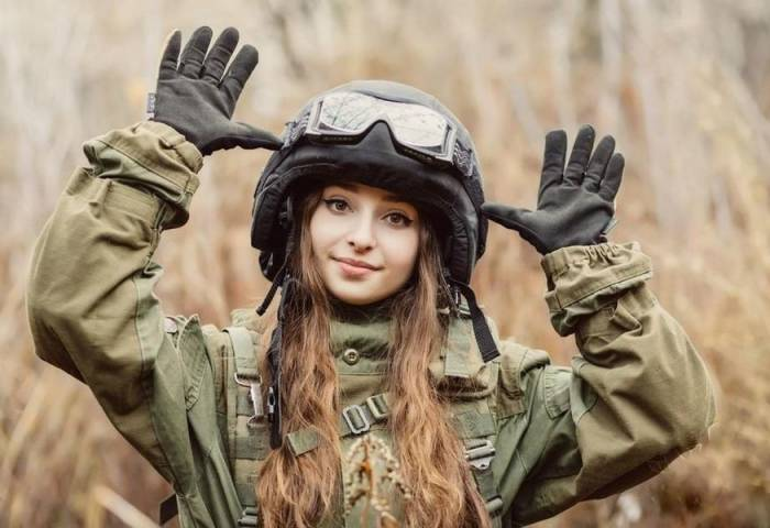 Армия девки секс