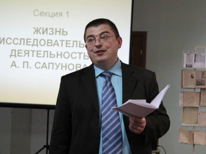 Анатоль Дулаў. Фота vlib.by