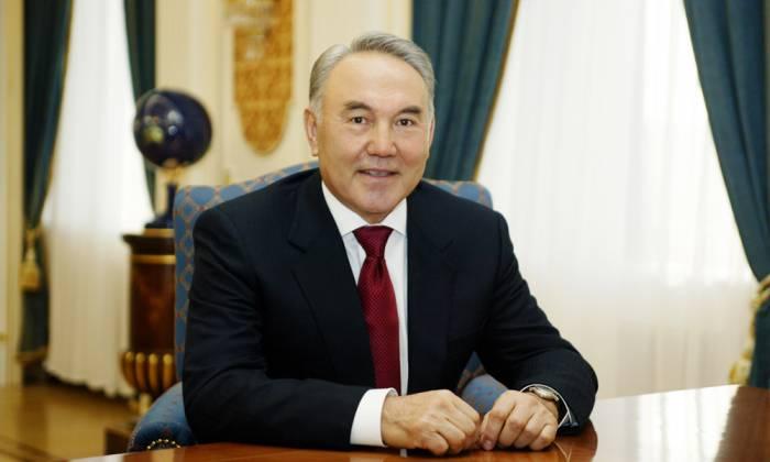 Фото: nazarbaev.kz