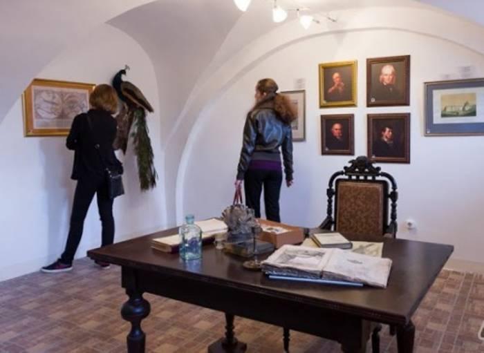 Во дворце Тызенгаузов есть что посмотреть. Фото kraj.by