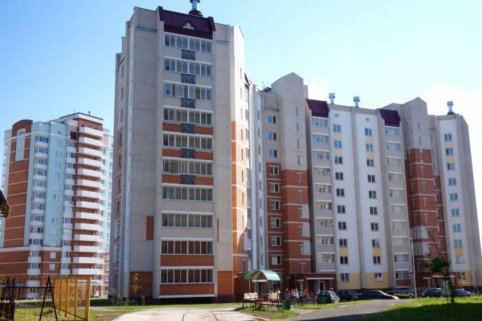 Цены на новое жилье сопоставимы со стоимостью квартир на вторичном рынке. Фото Алена Евдокимова