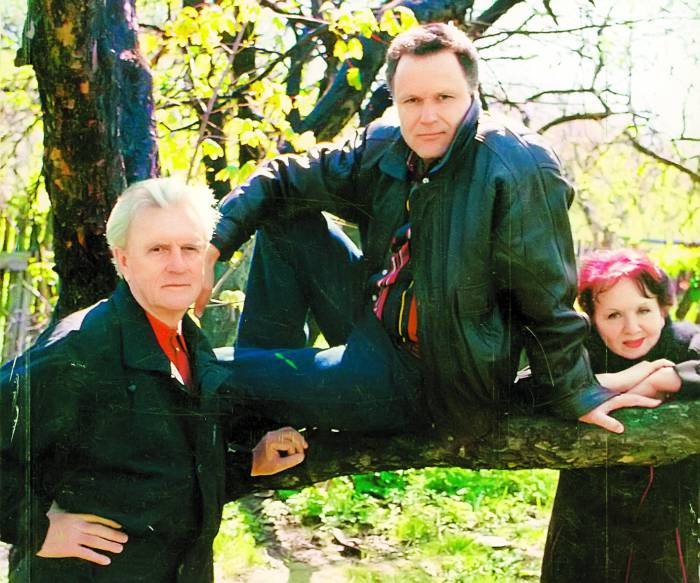 Семья Ерёменко. Фото funik.ru