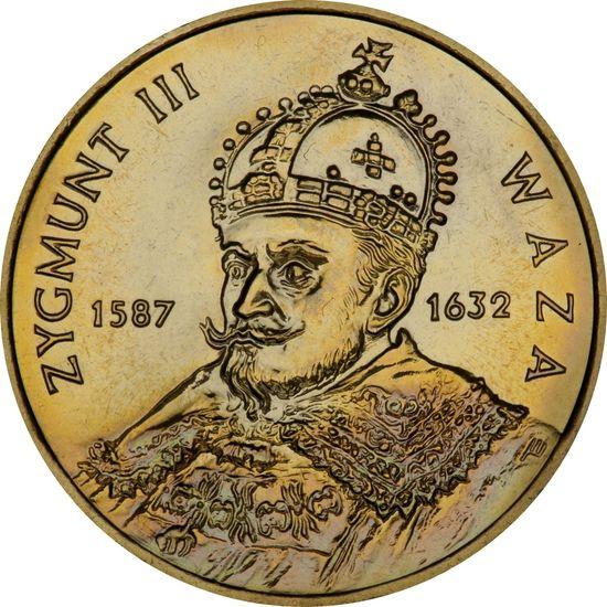 Юбилейная польская монета. Фото numizmator.ru