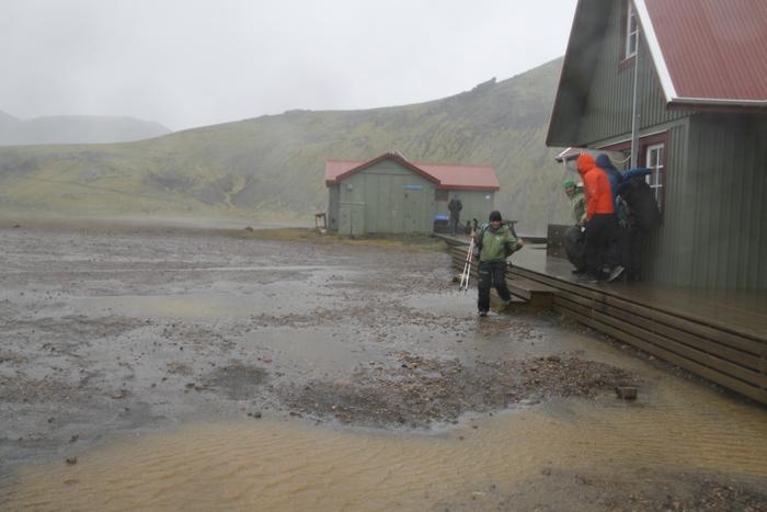 дожди, Исландия, Корженевский