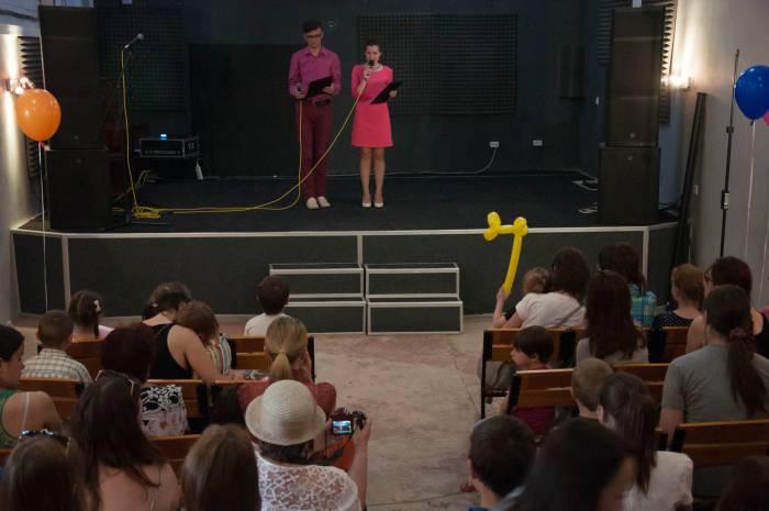 Концерт собрал полный зал. Фото Анастасии Вереск