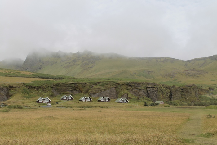 Исландия, домики, Корженевский