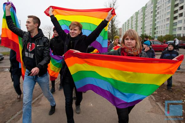 Шествие в Шабанах, 2011 год. Источник euroradio.fm