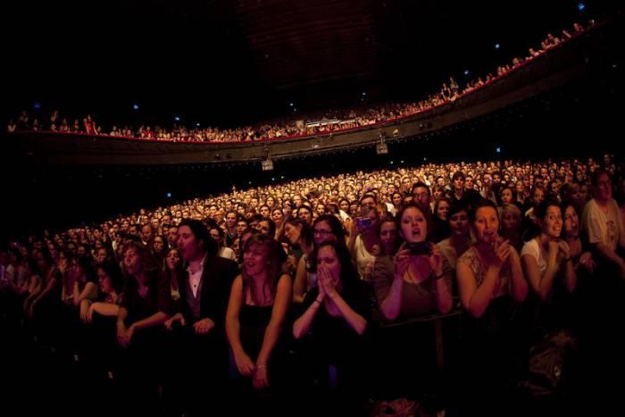 Полные залы - редкость для белорусских исполнителей. Фото: newblogueur44.canalblog.com