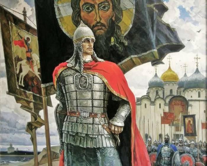 Александр Невский. Фото picsuk.ru