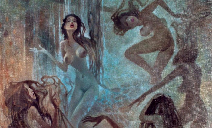 Вышка, ведьмы, шабаш, Корженевский