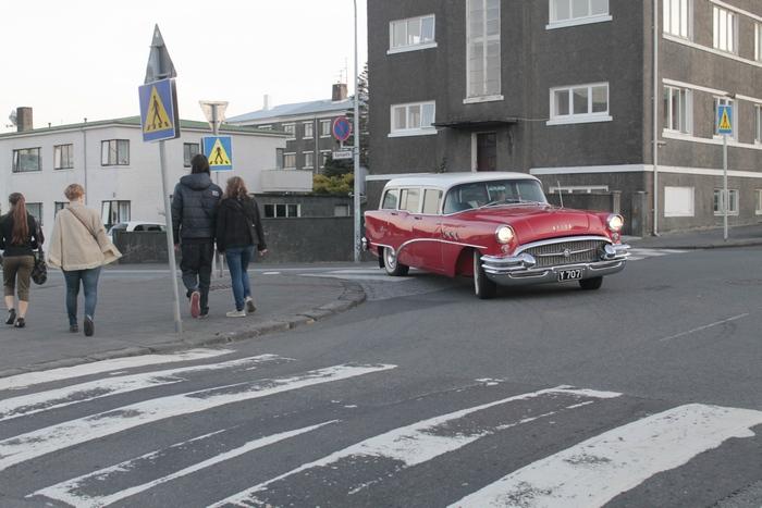 Бьюик, Рейкьявик, Исландия, Корженевский