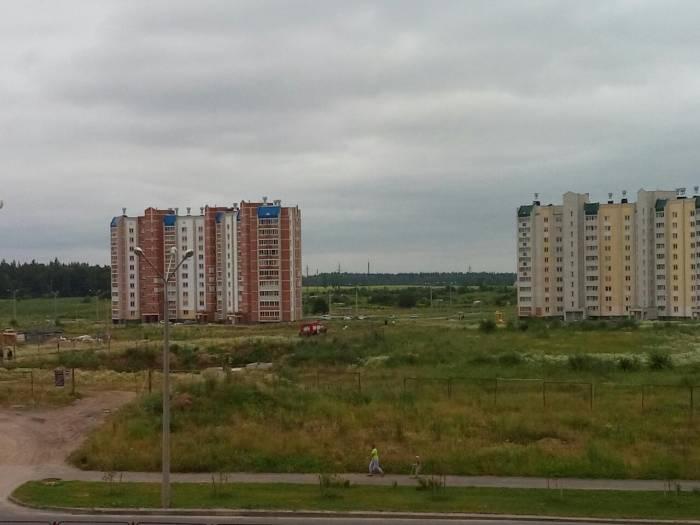 Билево, Ивановского, водоем, фото Ольга Витебская
