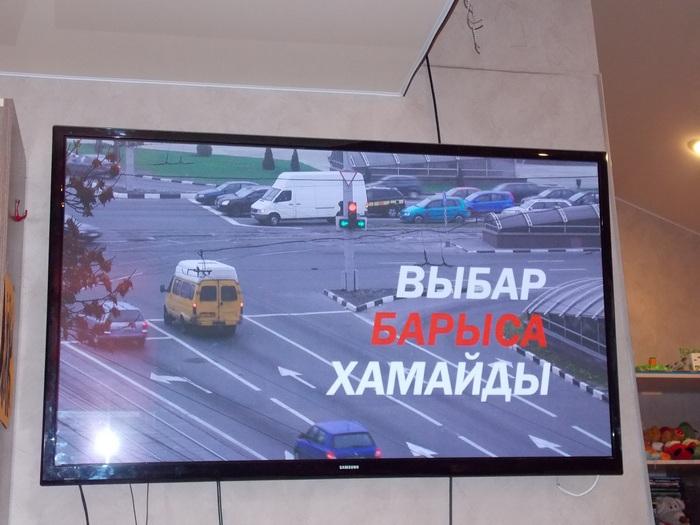 Хамайда, Витебск, оппозиция