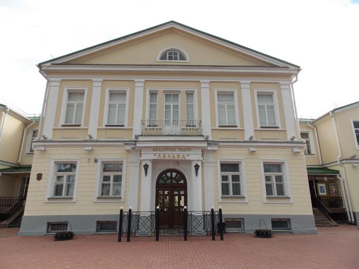 Витебск, Лялька, театр