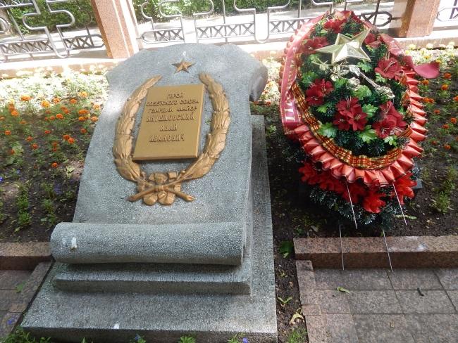 янушковский, военное кладбище витебск