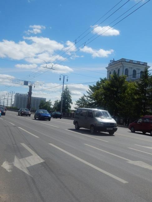 кировский мост, витебск