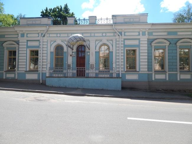 музей шмырева, витебск