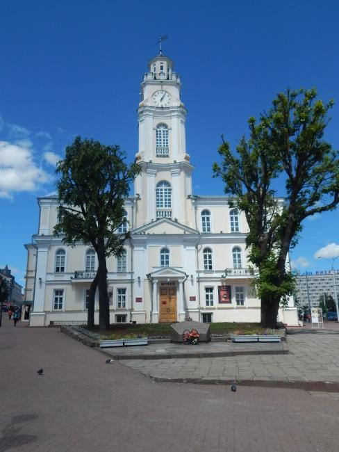 ратуша, витебск