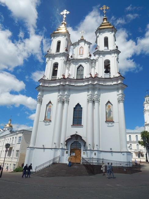 храм Воскресения Христова, витебск
