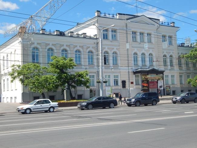 художественный музей, витебск