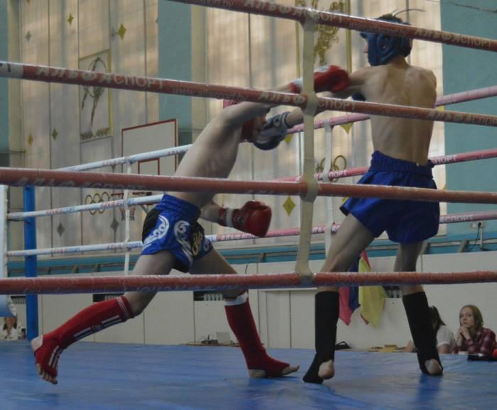 Во время соревнований. Фото из архива Олега Головинца