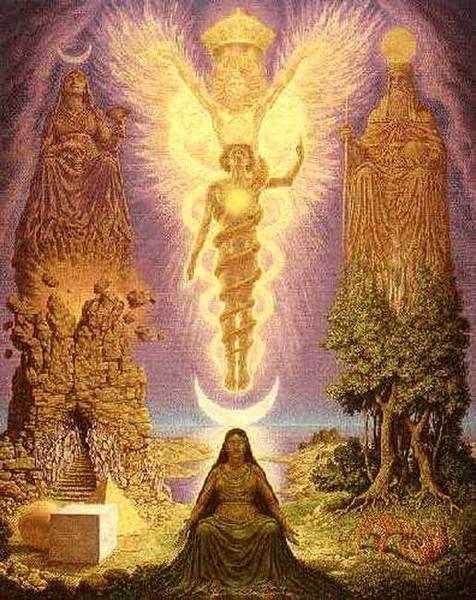 Гермес, духовность, оккультизм, Корженевский