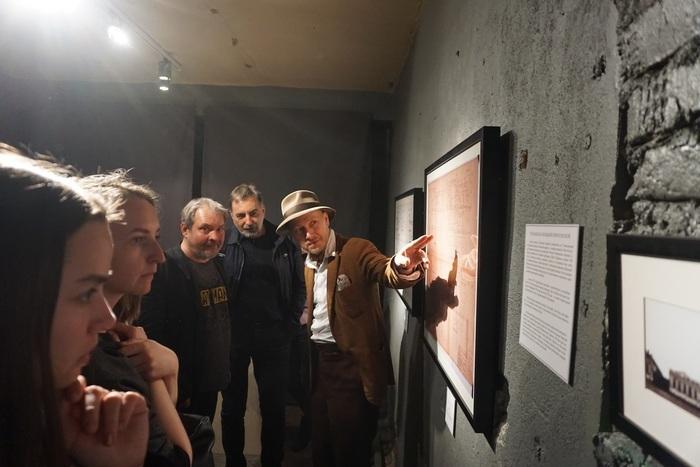 Булгаков, Москва, музей-скартира, Духовников, Корженевский