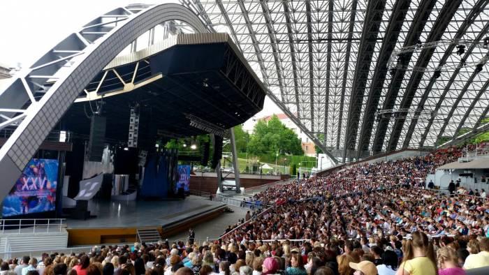 Благотворительный концерт в честь фестиваля. Фото: Аля Покровская