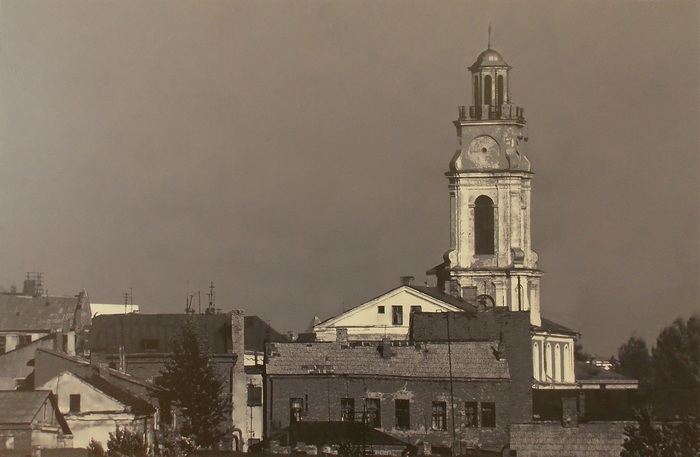 Барсуков, фотография, Витебск, Корженевский, Ратуша