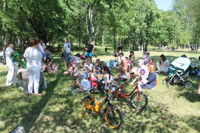 дети, родители, спектакль, праздник ветра, мазурино