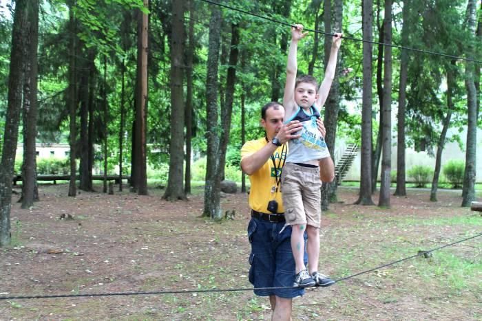 спорт, лагерь, дети, помощь