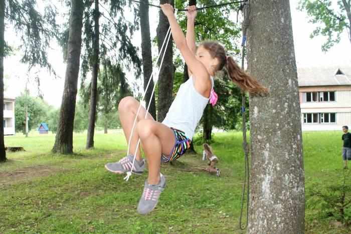 лето, лагерь,дети, спорт