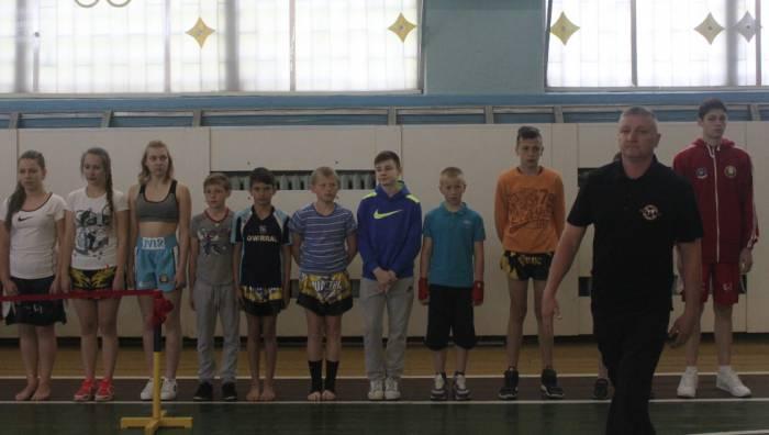 витебск, кикбоксинг, соревнования