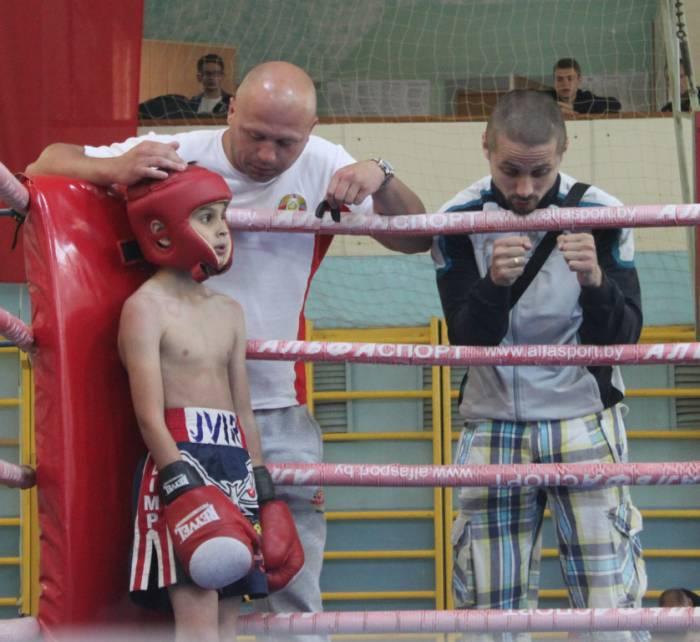 витебск, первенство по кикбоксингу, соревнования