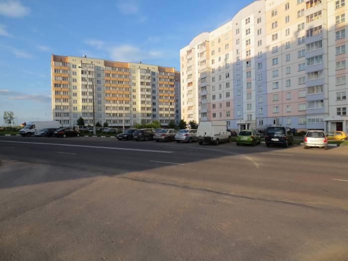 Парковка для неленивых. Фото: Аля Покровская