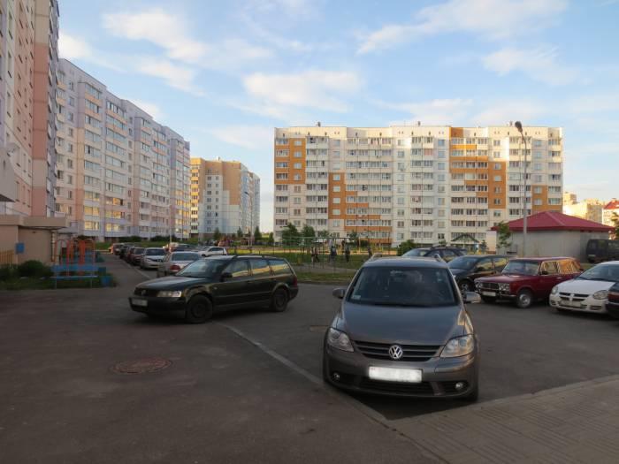 Я паркуюсь, как редиска! Фото: Аля Покровская