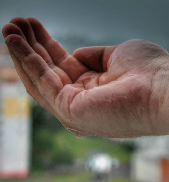 Дождь, фотофакт, витебск